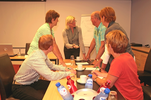 8 hour meeting package at conference hotel Aparthotel Delden - Hof van Twente